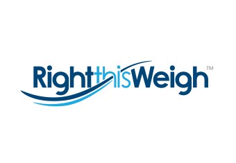 Right this Weigh logo