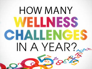 How Many Wellness Challenges in a Year