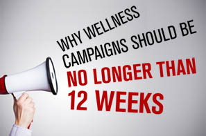 Why Wellness Campaigns Should Be No Longer Than 12 Weeks