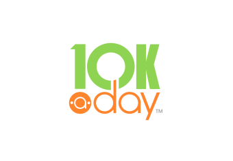 10K-A-Day wellness challenge logo