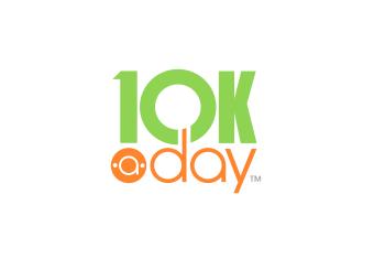 10K-A-Day wellness challenge logo