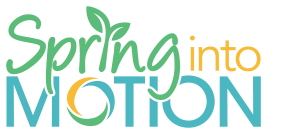 Spring Into Motion Logo