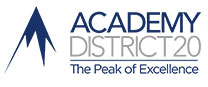 Academy District 20 School Logo