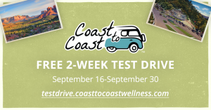 Coast to Coast 2-Week Test Drive