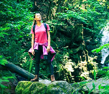 Elevate Mental Health with Green Exercise